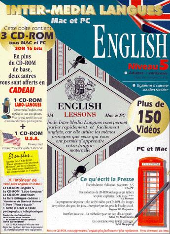 Instant English ; Niveau 5