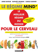 Vente EBooks : Le régime Mind : Le meilleur régime du monde pour le cerveau  - Anne Dufour - Raphaël Gruman - Carole Garnier