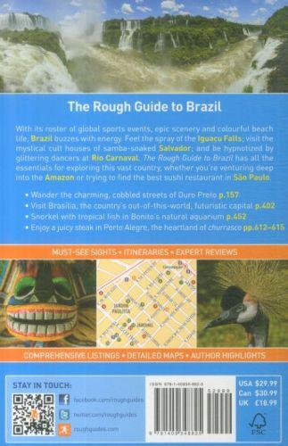 ROUGH GUIDES ; Brazil
