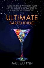 Vente Livre Numérique : Ultimate Bartending  - Paul Martin