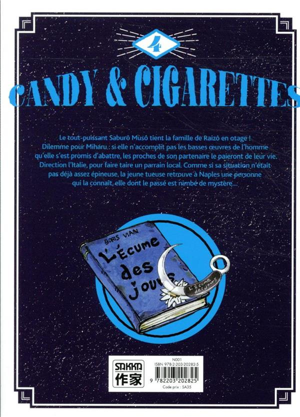 Candy & cigarettes t.4