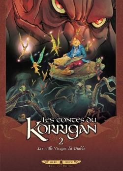 Les contes du Korrigan T.2 ; les mille visages du diable