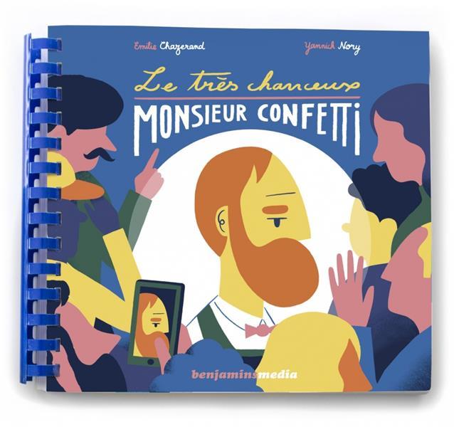 Le tres chanceux Monsieur Confetti