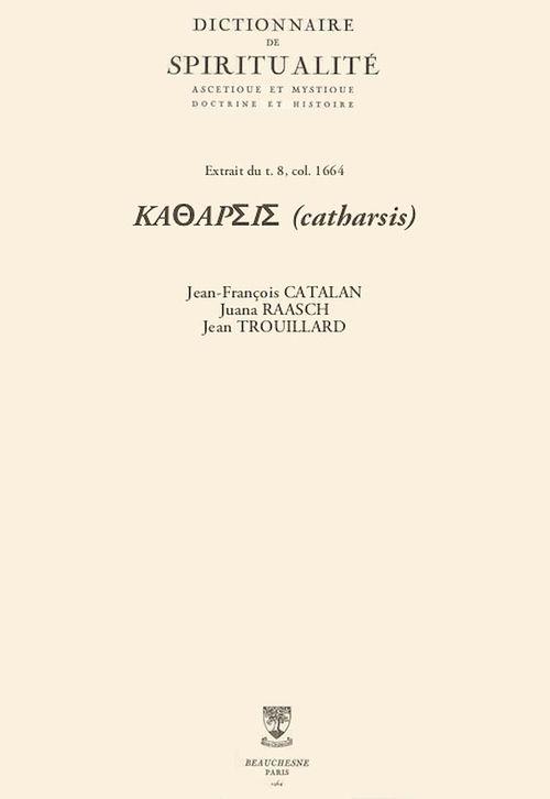 KATAPSIS (catharsis)