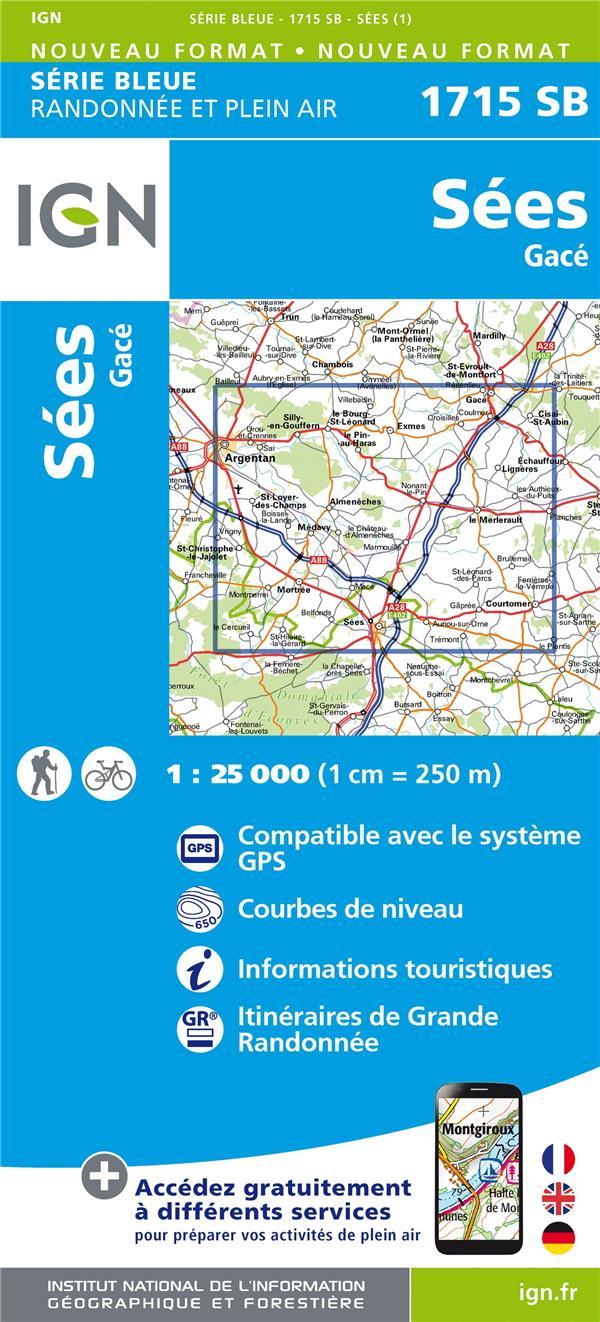 1715SB ; Sees ; Gacé