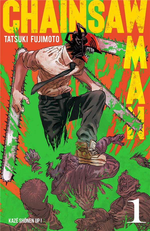 Chainsaw man t.1