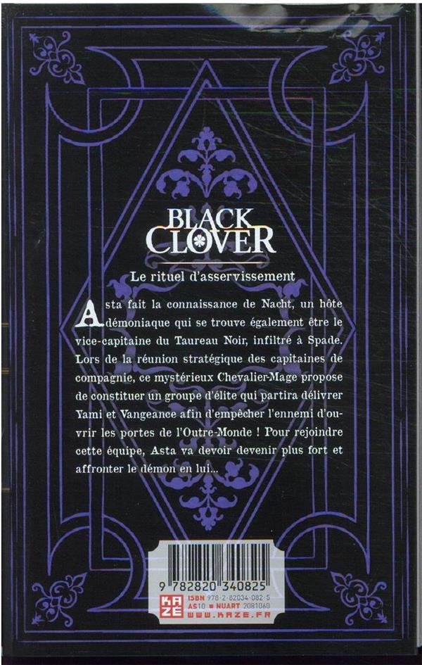 black Clover t.27