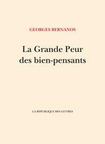 Vente Livre Numérique : La Grande Peur des bien-pensants  - Georges Bernanos