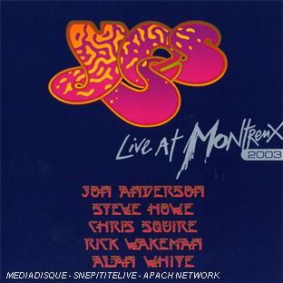 live in Montreux 2003