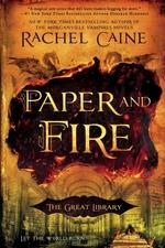 Vente Livre Numérique : Paper and Fire  - Caine Rachel