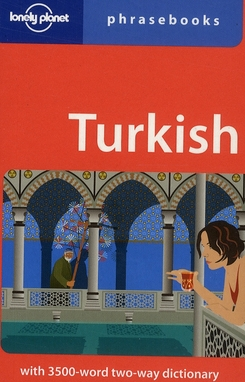 Turkish Phrasebook 4ed -Anglais-