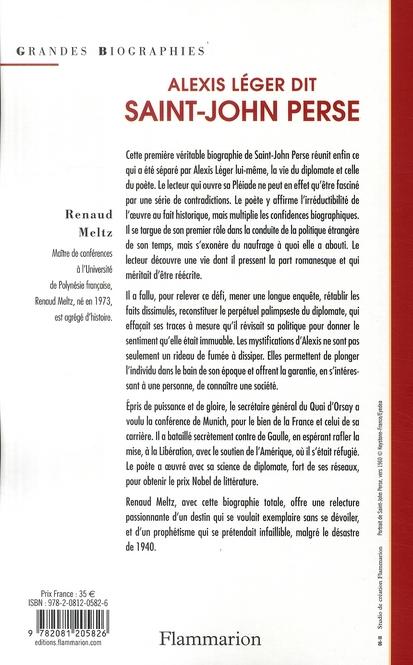 Alexis Léger dit Saint-John Perse