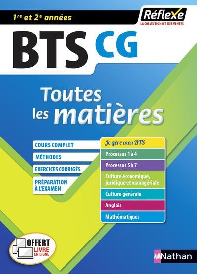 REFLEXE BTS t.11 ; comptabilité et gestion ; BTS CG ; 1re et 2e années (édition 2020)