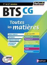 REFLEXE BTS T.11 ; comptabilité et gestion ; BTS CG ; 1re et 2e années