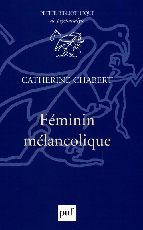 Féminin mélancolique