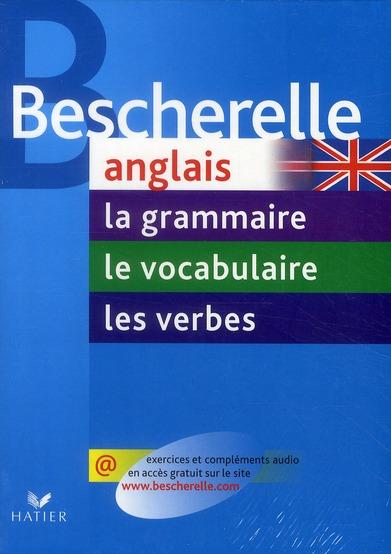 Anglais ; Coffret ; La Grammaire, Les Verbes Et Le Vocabulaire