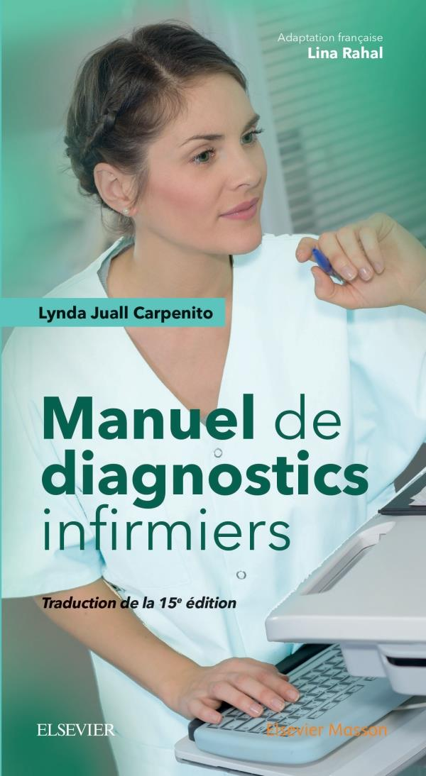 Manuel de diagnostics infirmiers (15e édition)