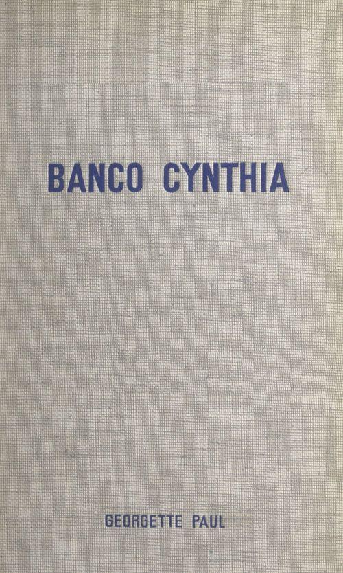 Banco Cynthia