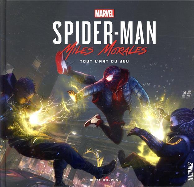 Spider-Man ; tout l'art du jeu
