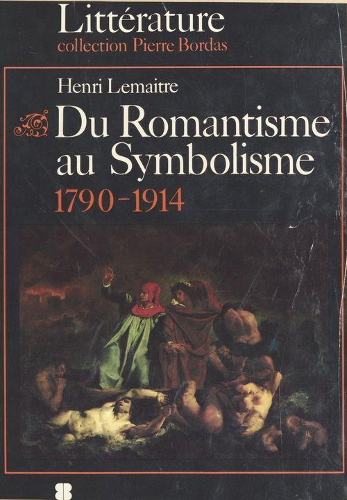 Litterature 1790/1914