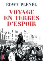 Vente Livre Numérique : Voyage en terres d'espoir  - Edwy PLENEL