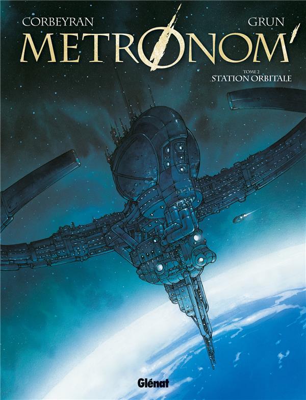 Metronom' T.2 ; Station Orbitale
