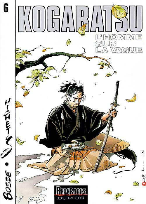 Kogaratsu T.6 ; L'Homme Sur La Vague