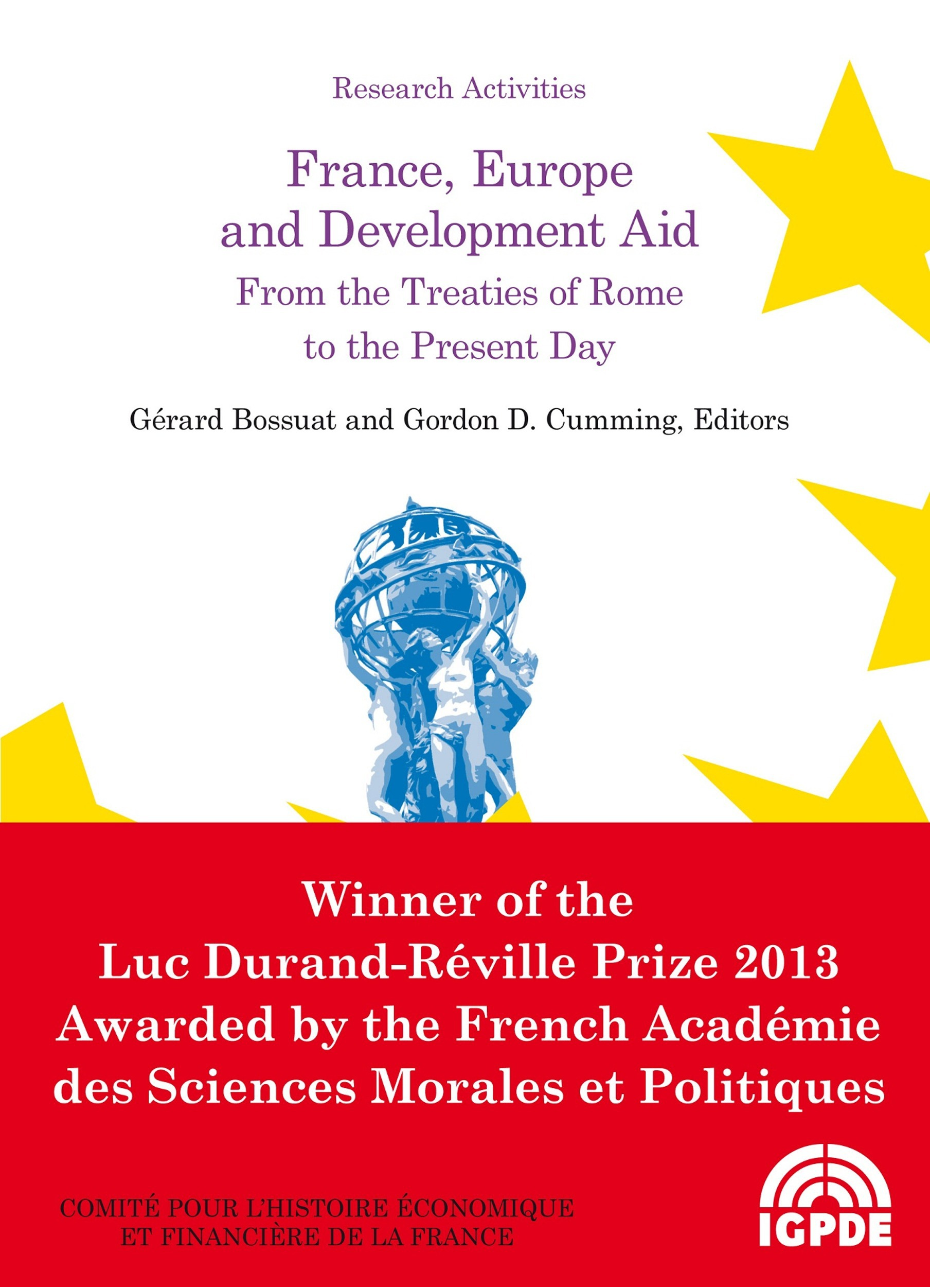 France, Europe and development aid ; from the treaties of Rome to the present day