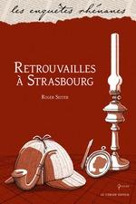 Vente EBooks : Retrouvailles à Strasbourg  - Roger Seiter
