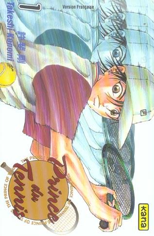 Prince Du Tennis T.1