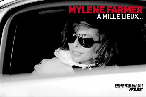 Mylène Farmer, à mille lieux... ; topographie 1961-2012