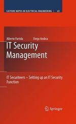 IT Security Management  - Diego Andina - Alberto Partida