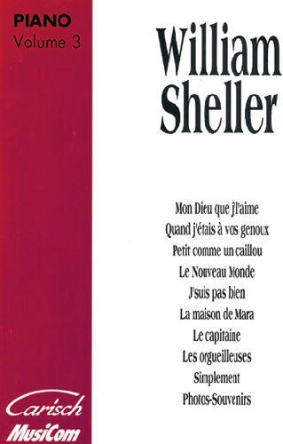 William Sheller ; piano t.3