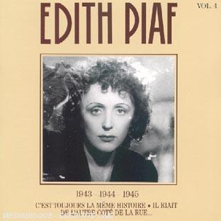 Edith Piaf /Vol.4