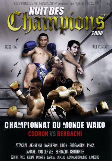 Nuit des champions 2008