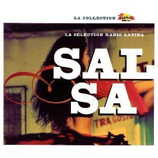 la sélection radio latina Salsa