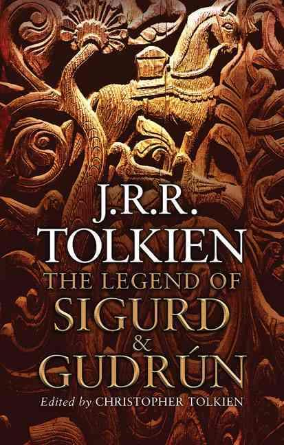 THE LEGEND OF SIGURD AND GUDRUN - UNABRIDGED 5 CDS
