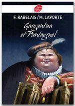 Gargantua et Pantagruel  - Rabelais-F+Laporte-M - François Rabelais - Michel Laporte