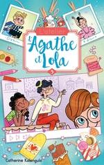 L'atelier d'Agathe et Lola T.3 ; la nouvelle voisine