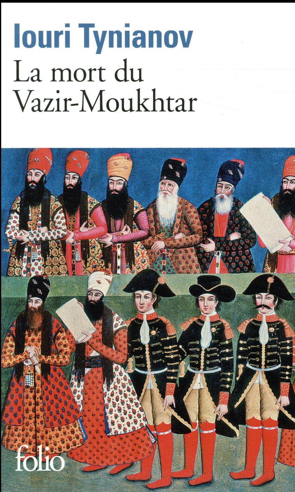 La mort du Vazir-Moukhtar