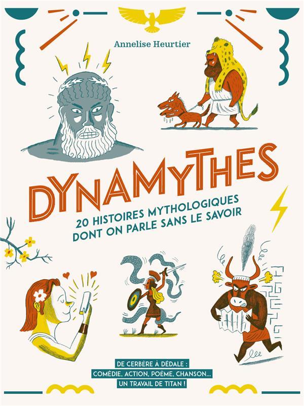 20 histoires mythologiques dont on parle sans le savoir