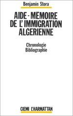 Vente Livre Numérique : Aide-mémoire de l'immigration algérienne  - Benjamin Stora