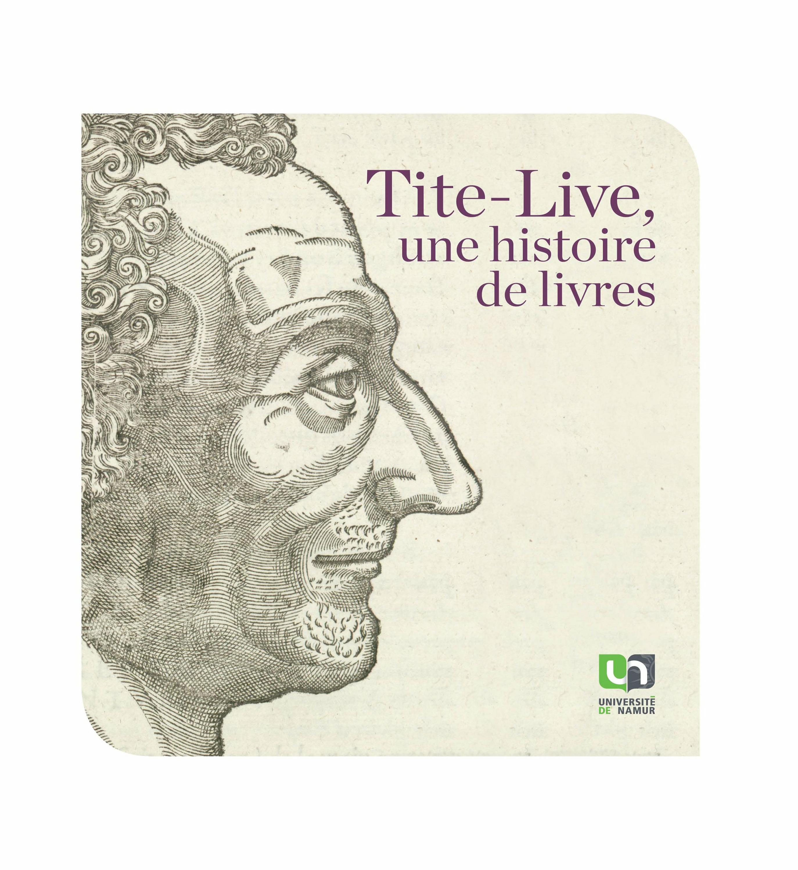 Tite-Live, une histoire de livres