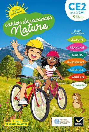 Vente Livre Numérique : Cahier de vacances Nature 2020 du CE2 au CM1 8/9 ans  - Valérie Videau  - Catherine Mohn