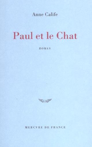 Paul et le chat roman