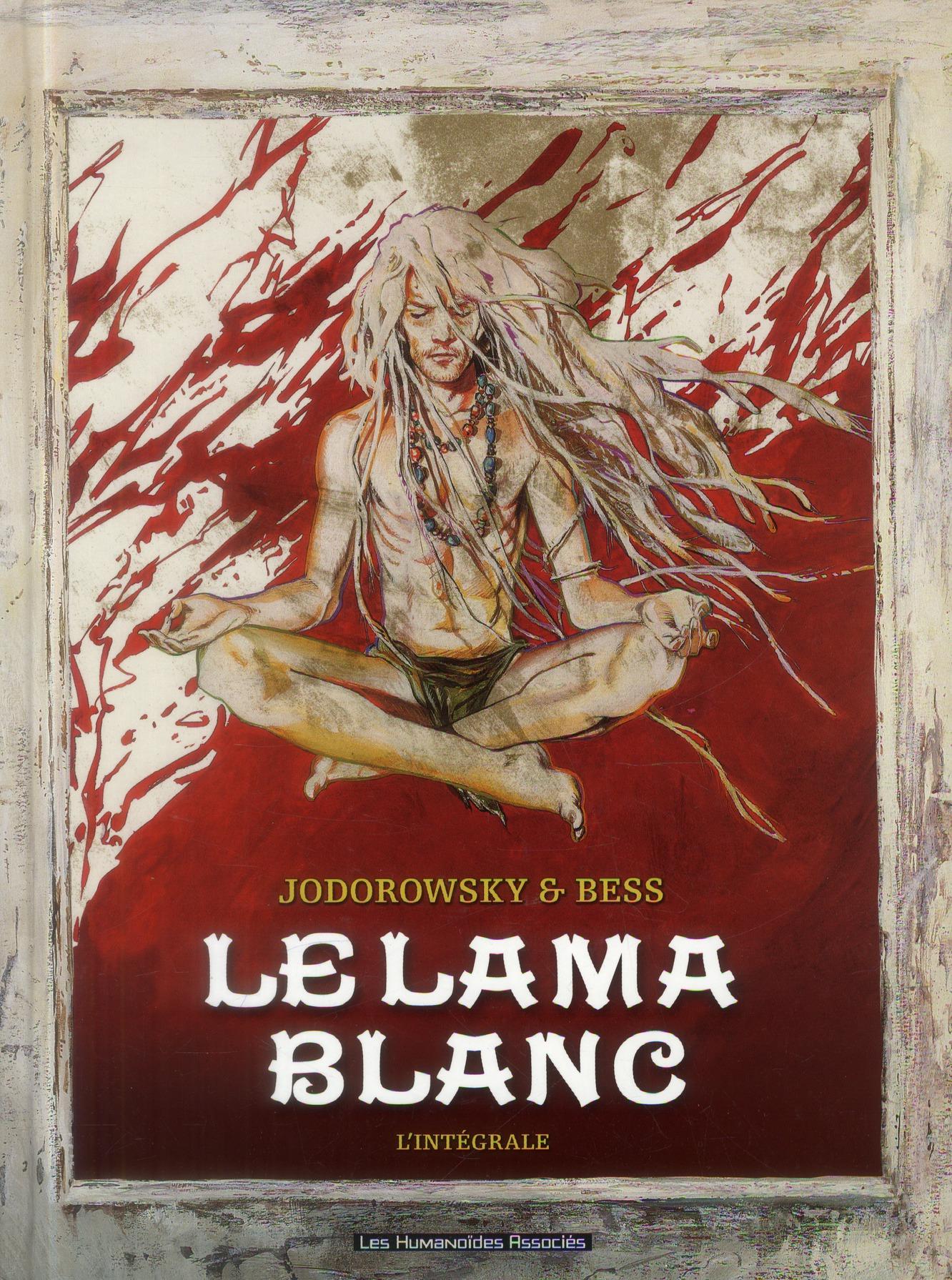 Le Lama Blanc ; Intégrale t.1 à t.6