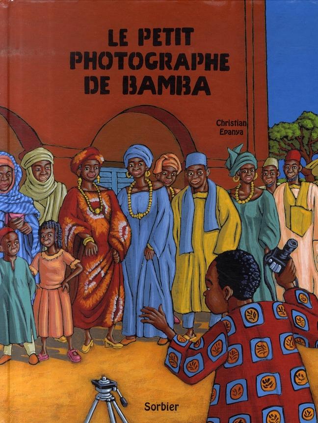 Le petit photographe de bamba