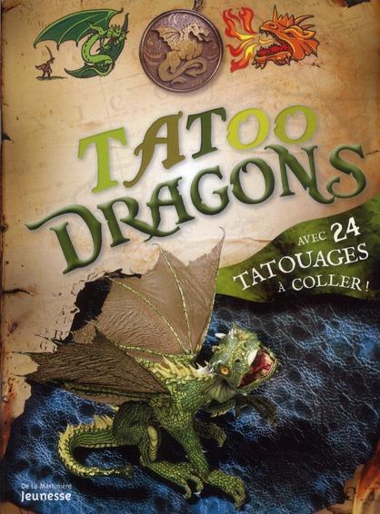 Tatoo dragons