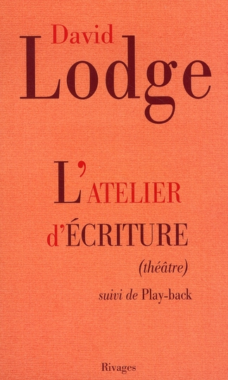 L'ATELIER D'ECRITURE  -  PLAY-BACK