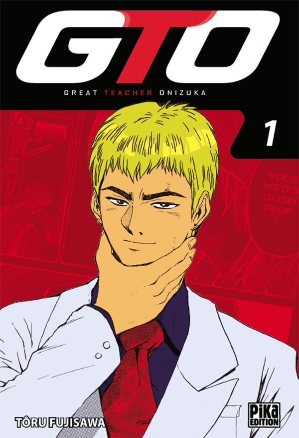 Gto ; Great Teacher Onizuka T.1
